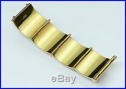 FENDI Stingray Semiprecious Cabochon Stones Bracelet