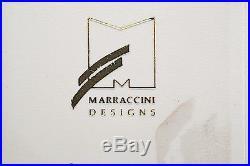 Lee Marraccini 14kt Handmade Hanging Earrings/Semi Precious Stones & Diamonds