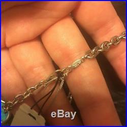 Nwt Judith Jack Sterling & Marcasite Semi-precious Set Earring Bracelet Necklace