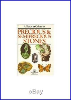 Precious and Semi-precious Stones by Vladimir Bouska Book The Cheap Fast Free