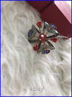 Roger Vivier Semi Precious Stone Embellished Ring