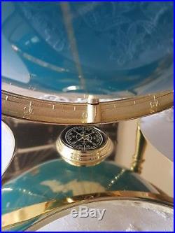 Stone Globe Semi Precious Gems