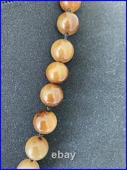 Vintage Heidi Daus for Jim Walters Semi-Precious Stone Necklace, Rare