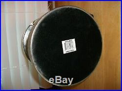 Vintage RARE Matador International Inc Semi Precious Stones Rotating Globe 11